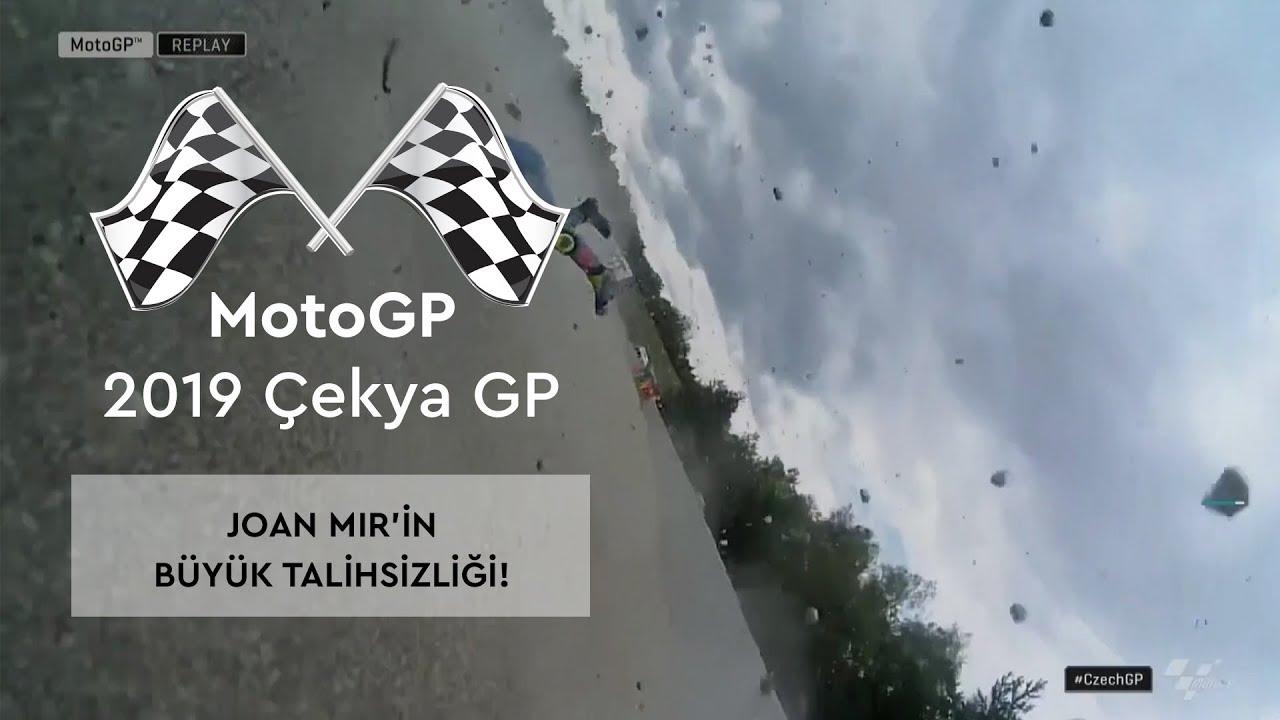 Joan Mir'in Büyük Talihsizliği! (MotoGP 2019 - Çekya Grand Prix)