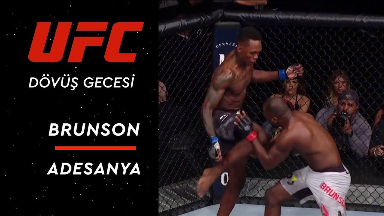 UFC 230 | Brunson vs Adesanya