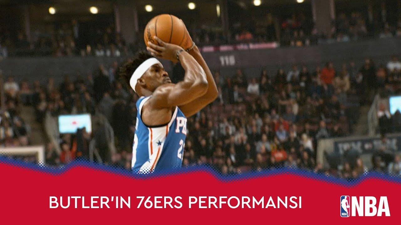 Jimmy Butler'ın 76ers'taki En İyi Performansları!