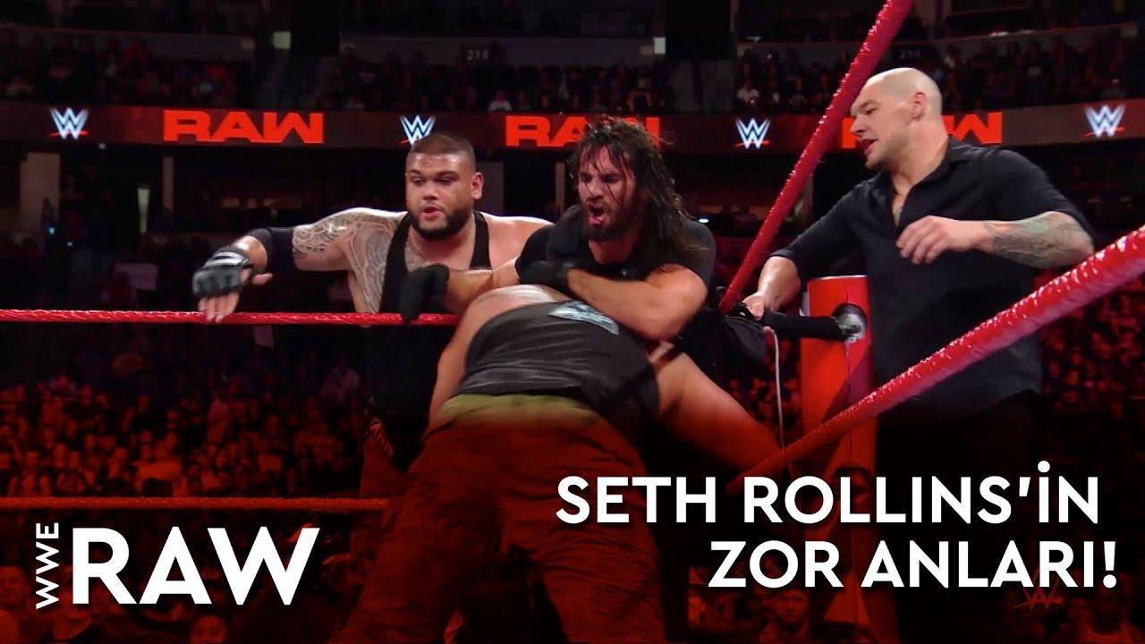 Seth Rollins'in Zor Anları!