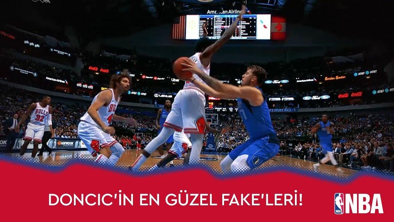 Luka Doncic'in En İyi Fake'leri!