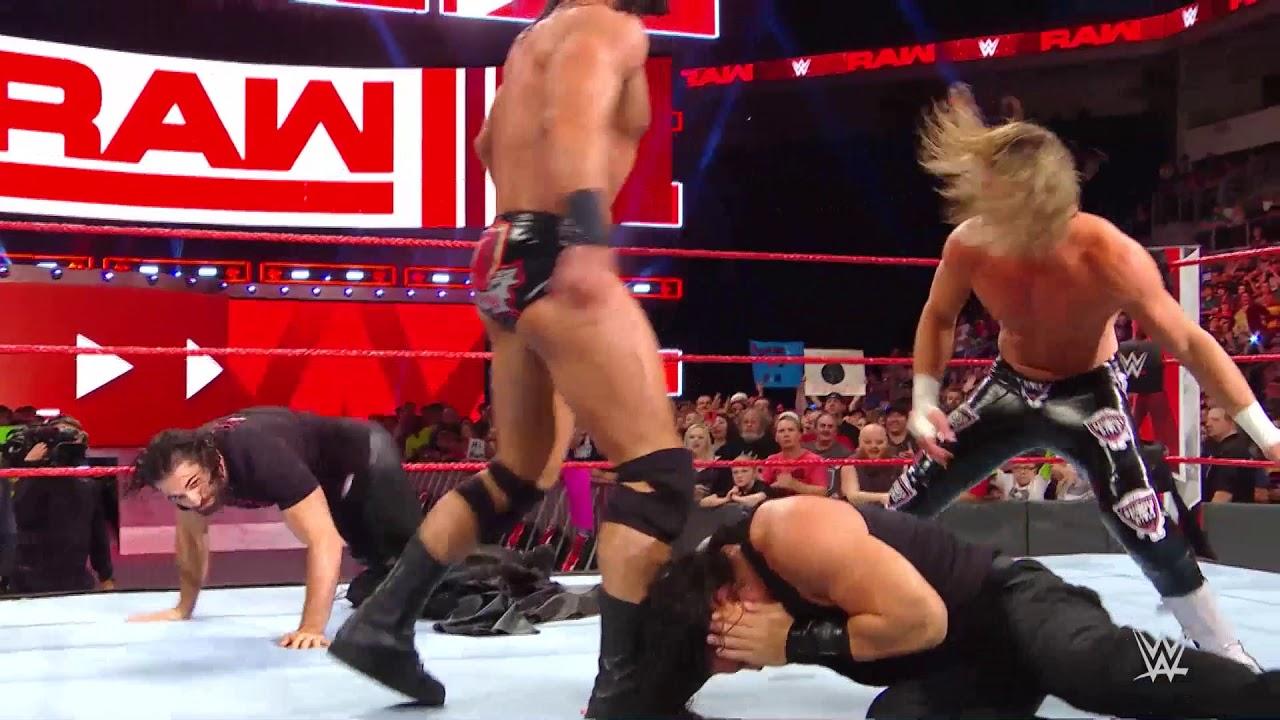 Raw'da Nefesler Tutuldu!