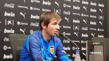 Celades sobre el Sevilla, el Sistema y los Fallos Defensivos del Valencia CF