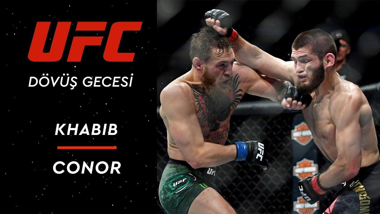 UFC 229 | Khabib Nurmagomedov - Conor McGregor Özet!