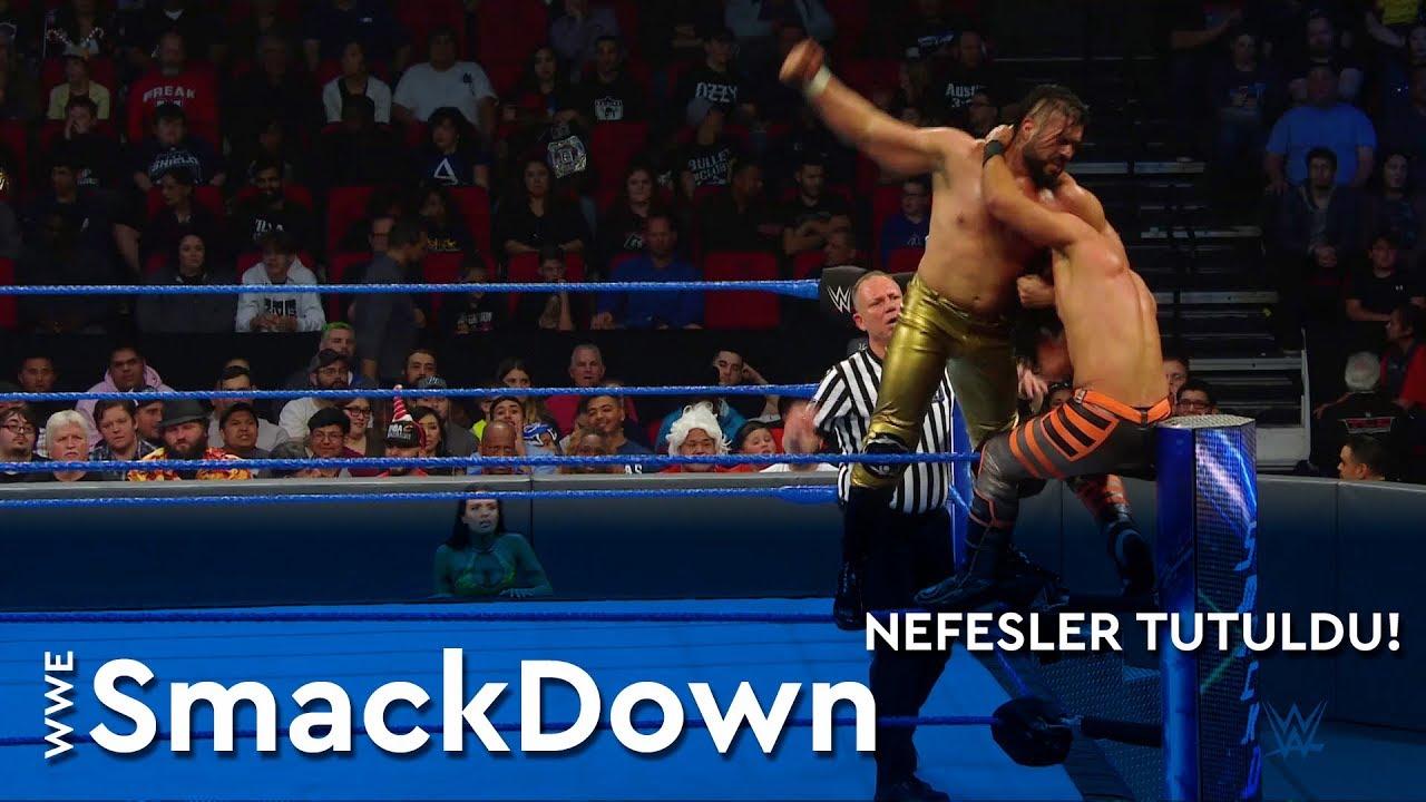 WWE SmackDown | Nefesler Tutuldu! (Türkçe Anlatım)