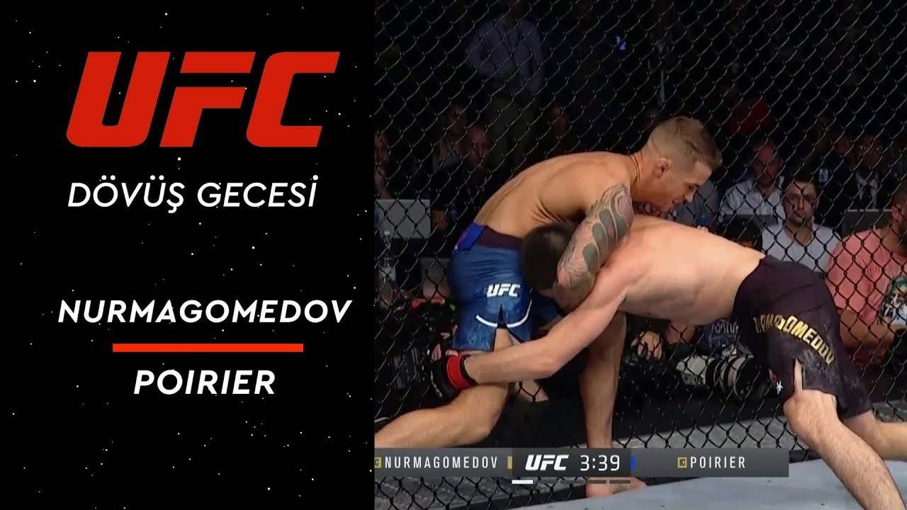 UFC 242 | Khabib Nurmagomedov vs Dustin Poirier | Öne Çıkan Anlar - 1