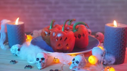 Halloween Recipe: Monster Peppers