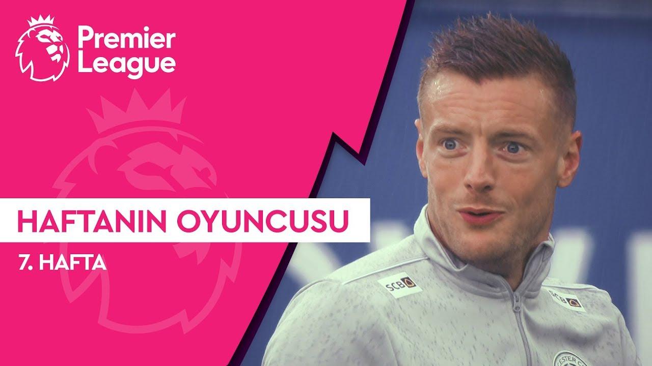 Premier League'de 7. Haftanın Oyuncusu | Jamie Vardy (2019/20)