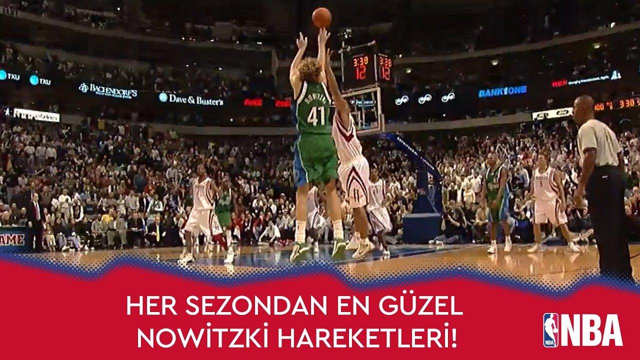21 Sezondan En İyi Dirk Nowiztki Hareketleri!