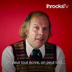Philippe Katerine : rédacteur en chef invité