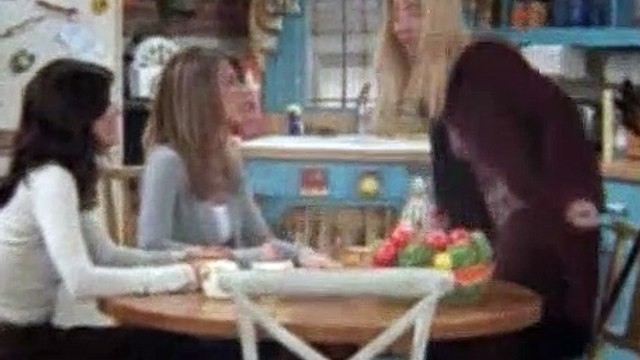 Friends S09E07 The One With Ross's Inappropriate Song
