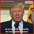 Mort d'al-Baghdadi : retour sur le grand show de Donald Trump