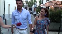 Paula Echevarria y Miguel Torres de viaje por Verona