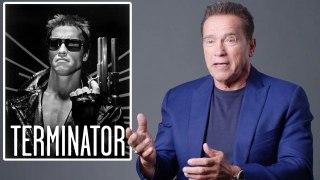 Arnold Schwarzenegger Breaks Down His Most Iconic