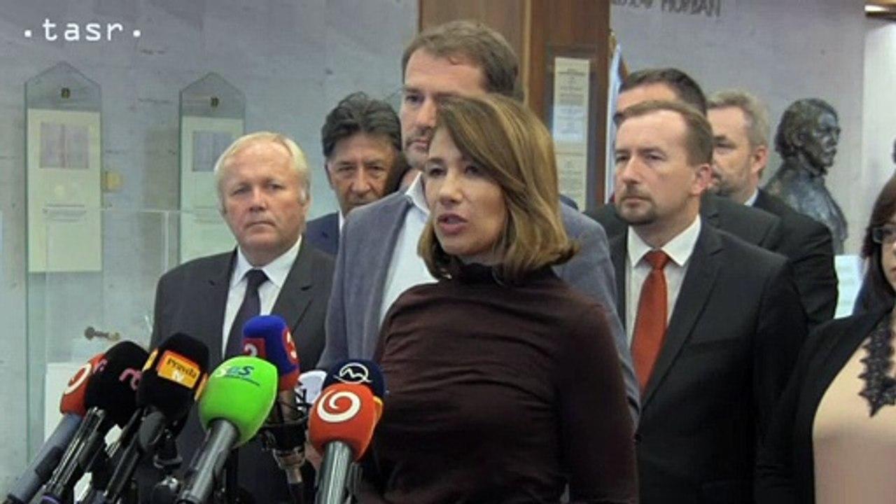 NRSR: M. Glváč nebude čeliť odvolávaniu, reakcia poslancov SaS a OĽaNO