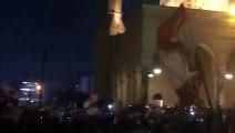 Manifestation au Liban
