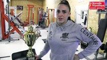 VIDEO. Sanxay : la Poitevine Anne Amor championne d'Europe de bodybuilding