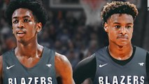 Zaire Wade Showing He MIGHT Be Better Than Bronny Jr!