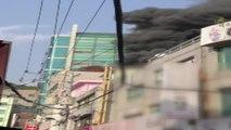 부산 국제시장 상가 화재...인명피해 없어 / YTN