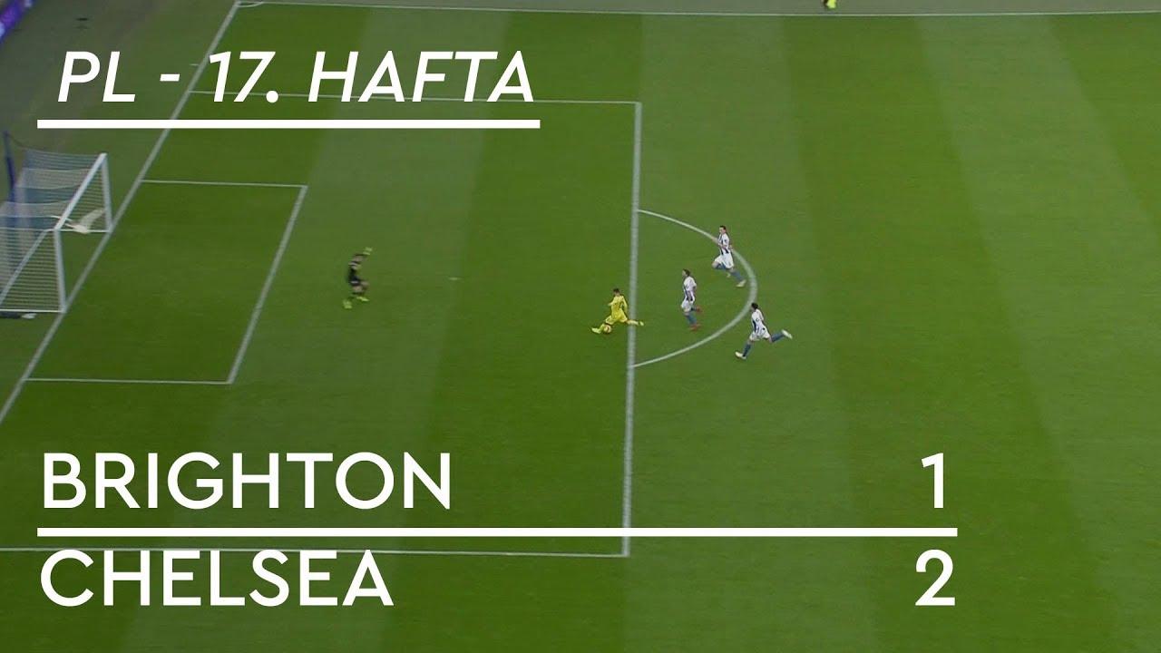 Brighton - Chelsea (1-2) - Maç Özeti - Premier League 2018/19