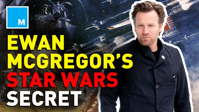 Ewan McGregor reveals Obi Wan spin-off was a four-year kept secret