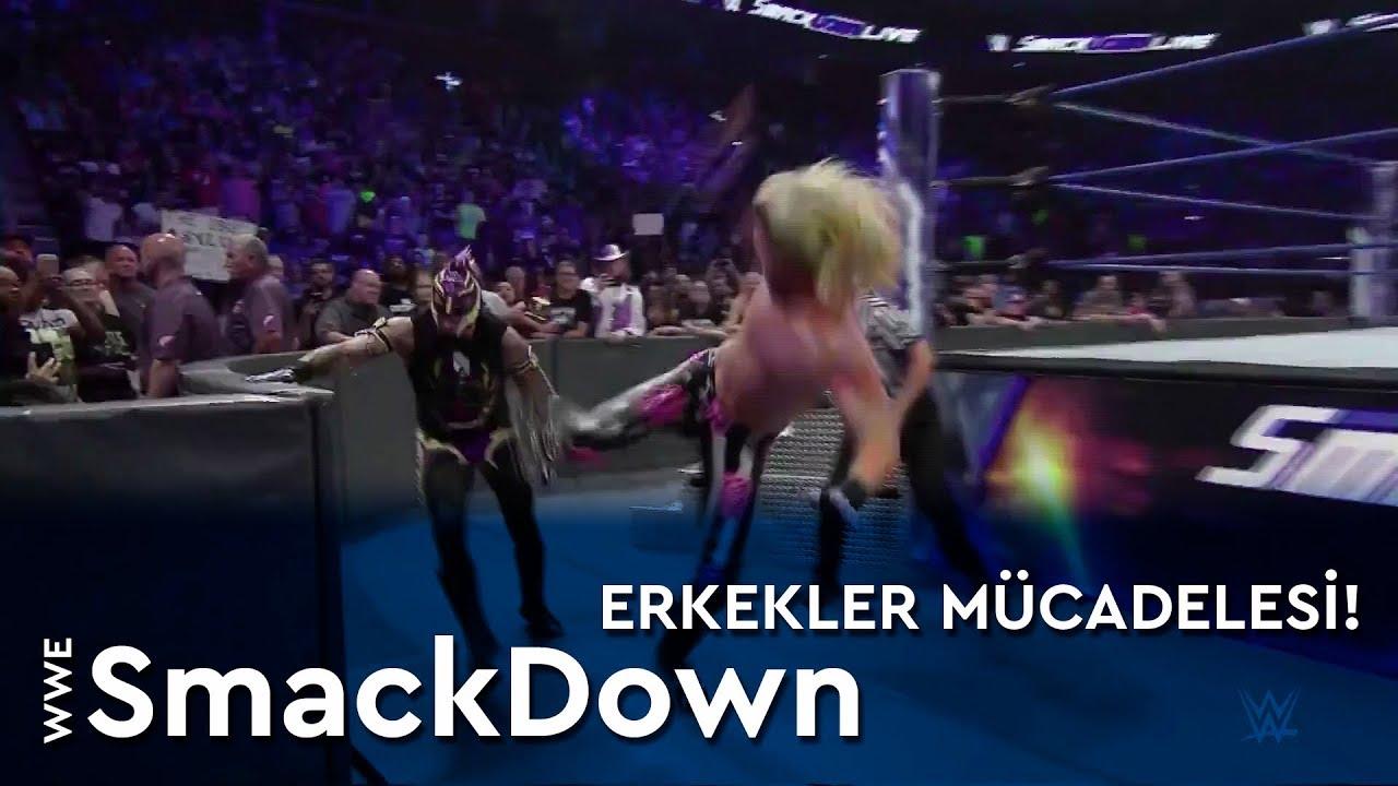 WWE SmackDown | Erkekler Mücadelesi! (Türkçe Anlatım)