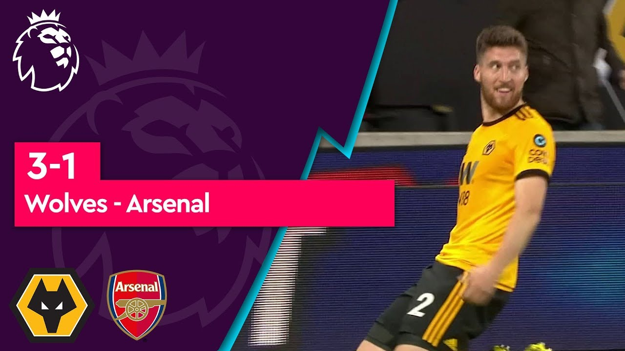 Wolves - Arsenal (3-1) - Maç Özeti - Premier League 2018/19