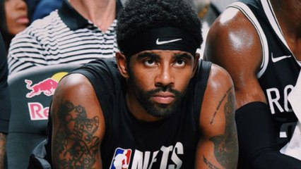 "Kyrie Irving Causing Concern For Nets After Alleged ""Mood Swings"""