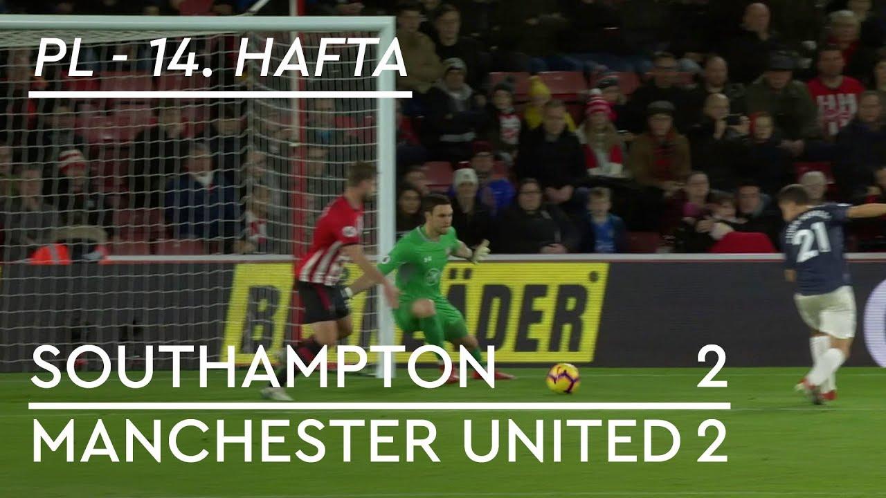 Southampton - Manchester United (2-2) - Maç Özeti - Premier League 2018/19