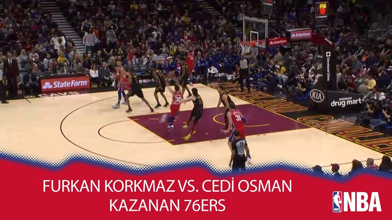 Furkan Korkmaz vs. Cedi Osman | Kazanan 76ers