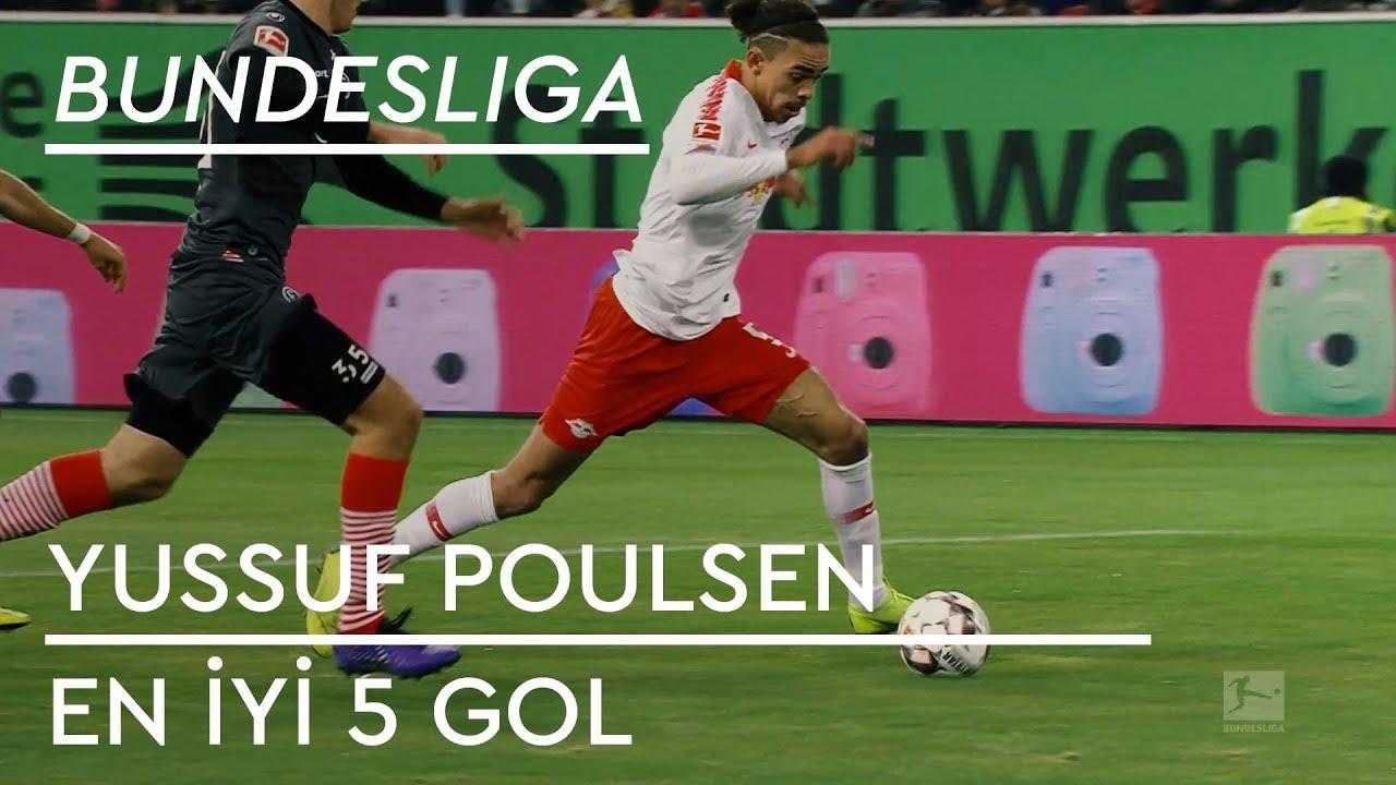 En İyi 5 Gol - Yussuf Poulsen | Bundesliga
