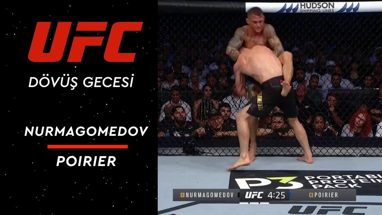UFC 242 | Khabib Nurmagomedov vs Dustin Poirier | Öne Çıkan Anlar - 3