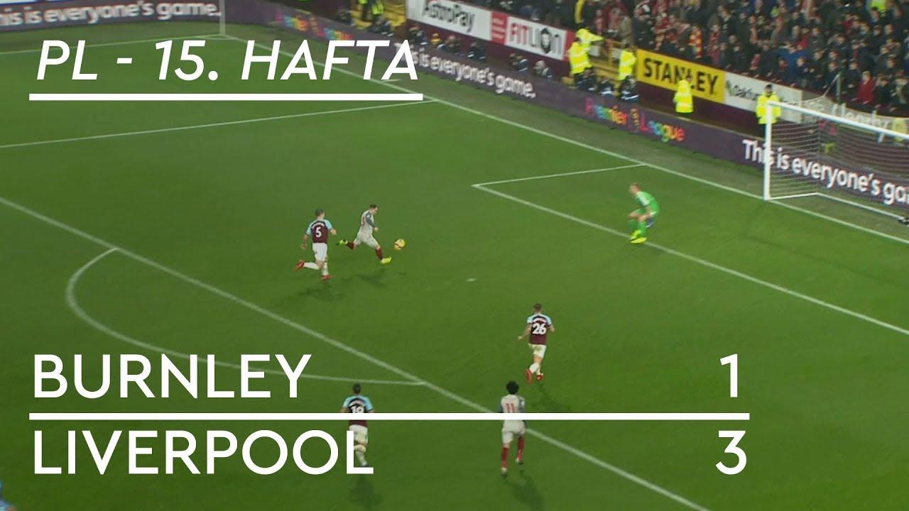 Burnley - Liverpool (1-3) - Maç Özeti - Premier League 2018/19