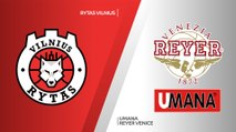 Rytas Vilnius - Umana Reyer Venice Highlights | 7DAYS EuroCup, RS Round 5