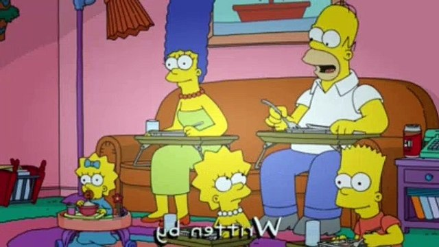 The Simpsons Season 30 Episode 12 The Girl on the Bus