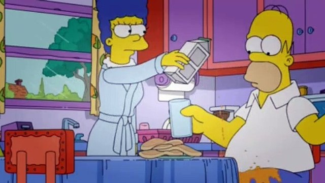 The Simpsons Season 30 Episode 13 I'm Dancing as Fat as I Can