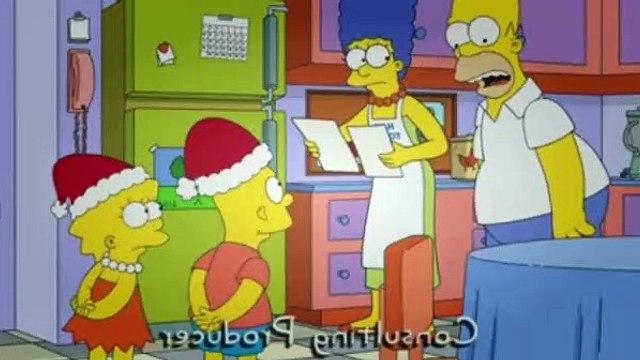 The Simpsons Season 30 Episode 10 'Tis the 30th Season