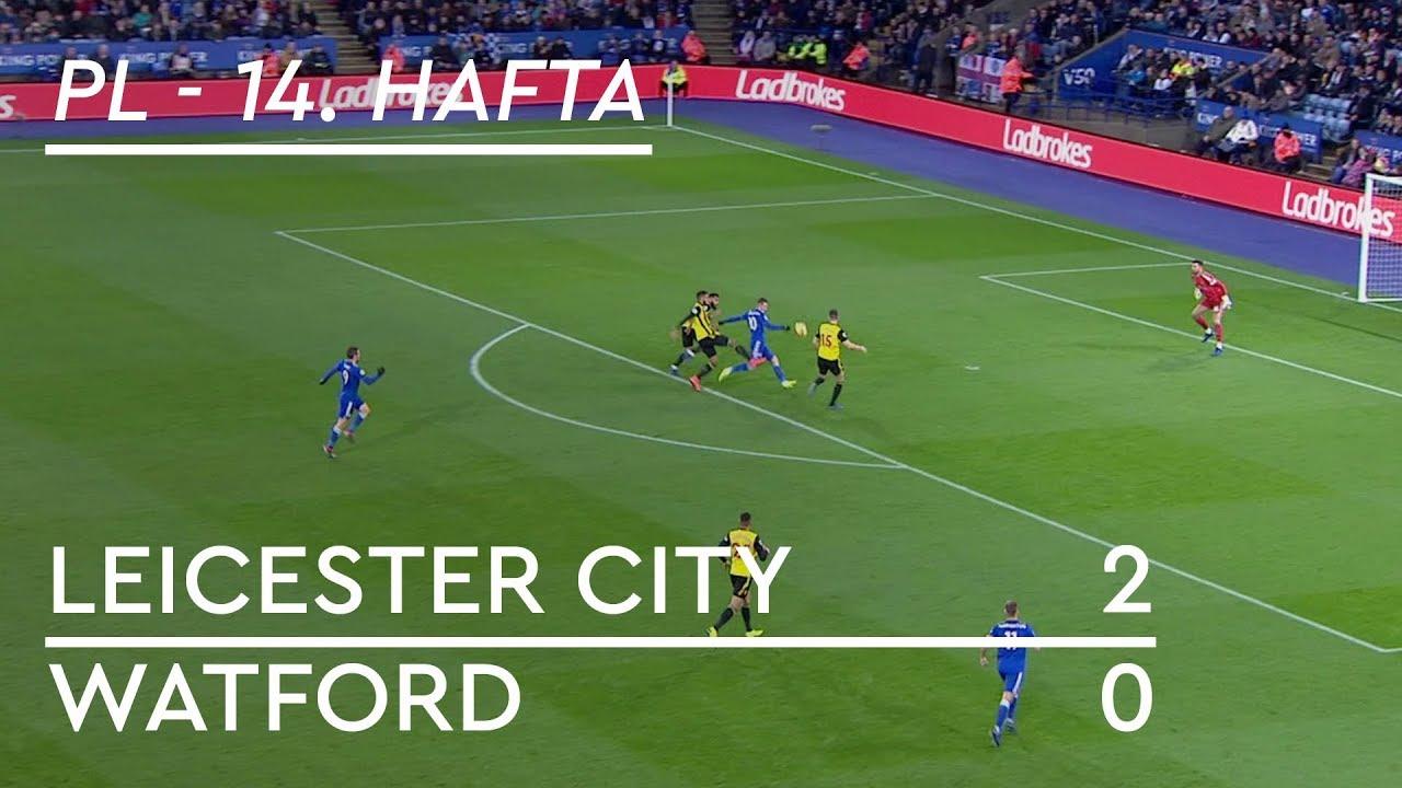 Leicester City - Watford (2-0) - Maç Özeti - Premier League 2018/19