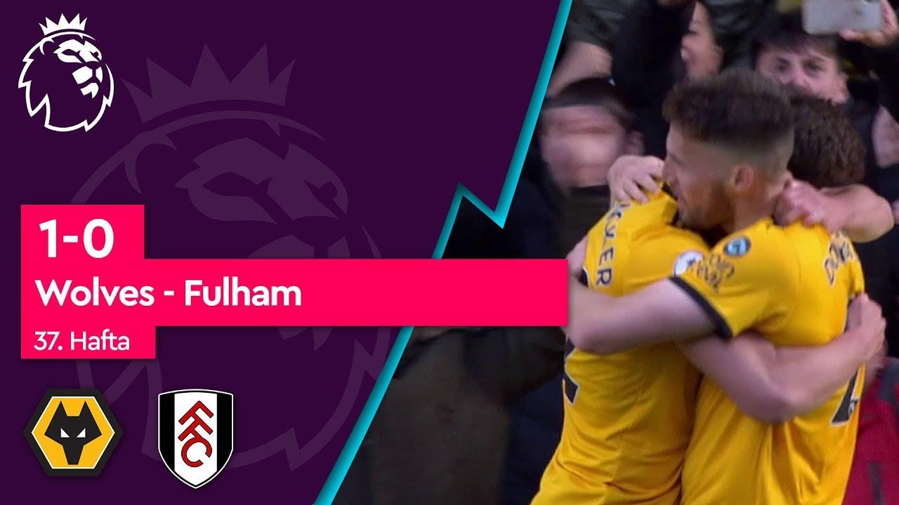 Wolverhampton - Fulham (1-0) - Maç Özeti - Premier League 2018/19
