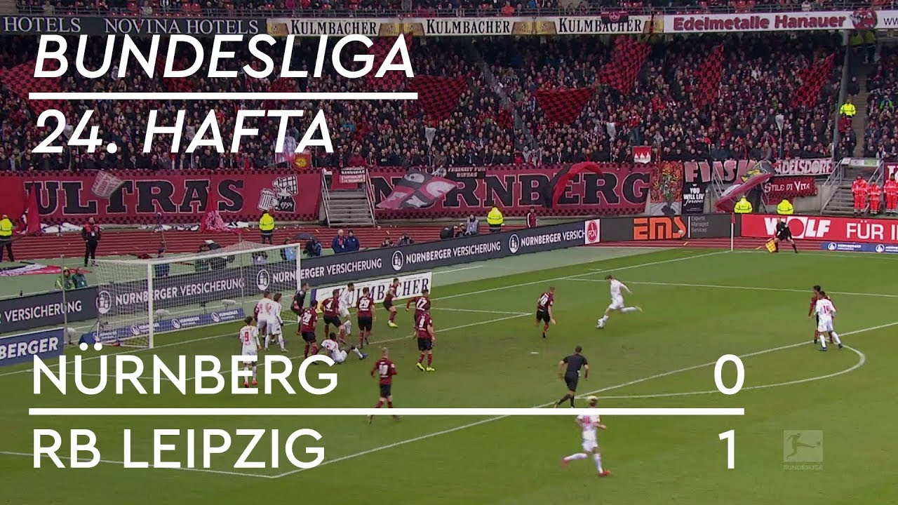 Nürnberg - RB Leipzig (0-1) - Maç Özeti - Bundesliga 2018/19