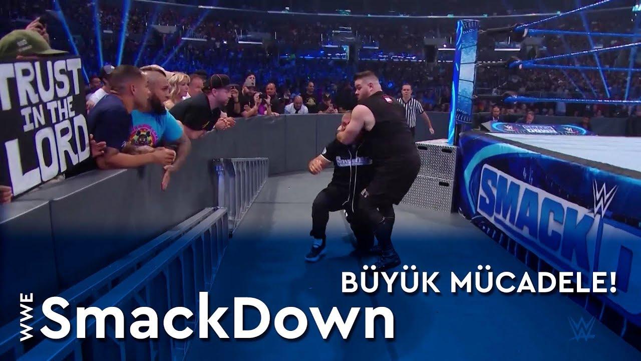 WWE SmackDown | Büyük Mücadele! (Türkçe Anlatım)