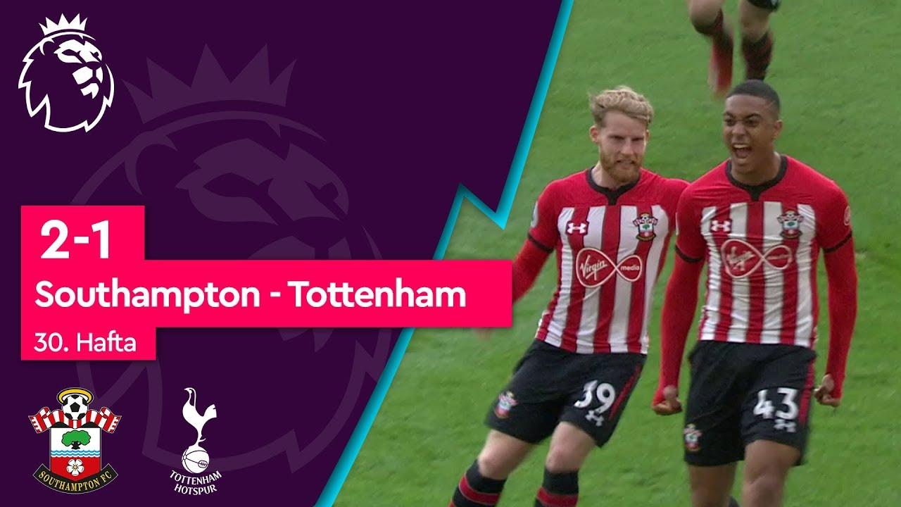 Southampton - Tottenham (2-1) - Maç Özeti - Premier League 2018/19