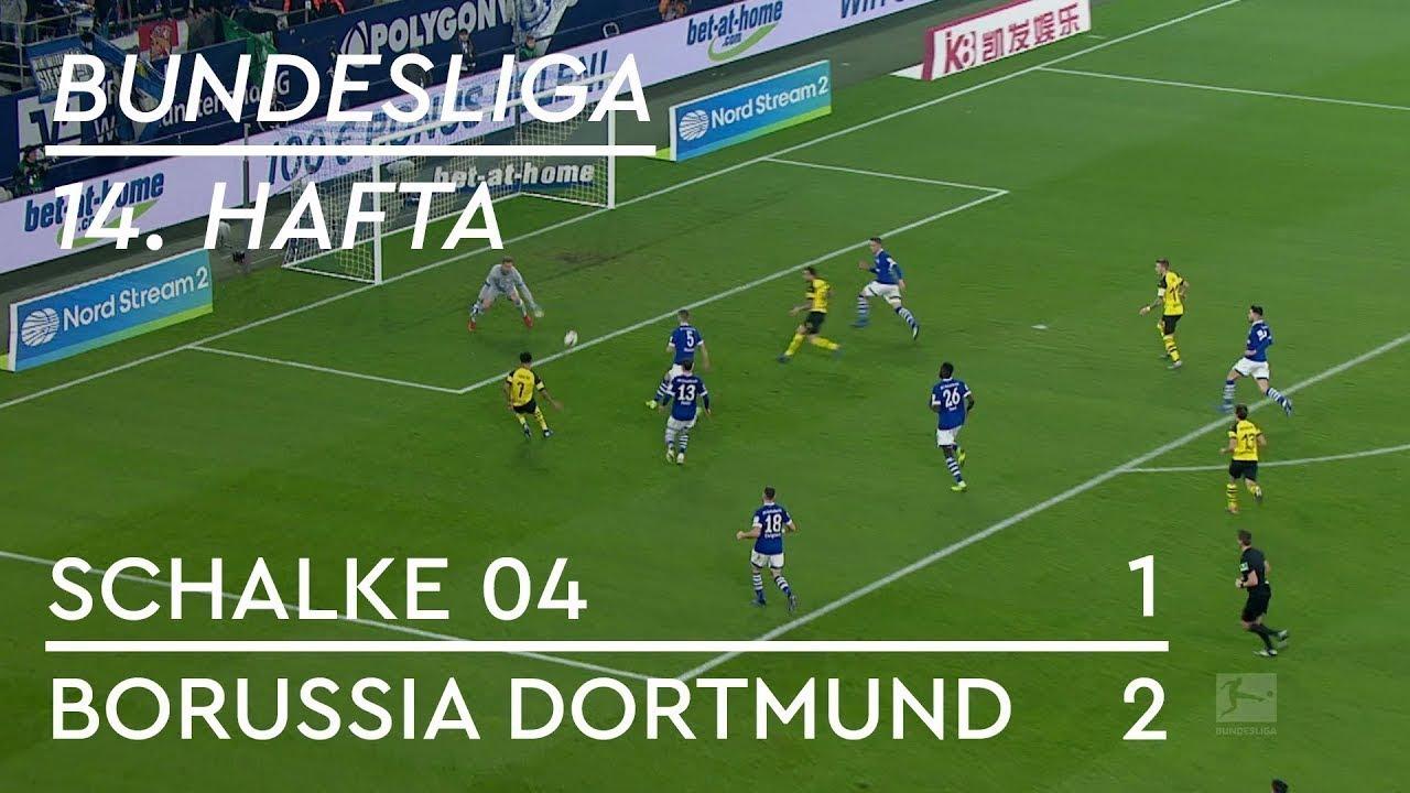 Schalke 04 - Borussia Dortmund (1-2) - Maç Özeti - Bundesliga 2018/19 - Türkçe Anlatım