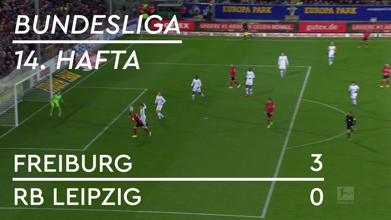 Freiburg - RB Leipzig (3-0) - Maç Özeti - Bundesliga 2018/19