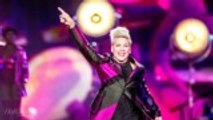Pink Set to Receive Champion Honor at People's Choice Awards | THR News