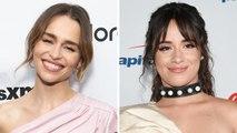Emilia Clarke Hasn't Slid Into 'GoT' Superfan Camila Cabello's DMs Yet, But It Could Happen!