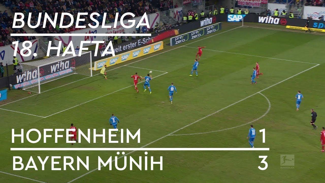 Hoffenheim - Bayern Münih (1-3) - Maç Özeti - Bundesliga 2018/19 - Türkçe Anlatım
