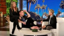 Jennifer Aniston Surprises Charlie Puth on 'The Ellen Show' | Billboard News