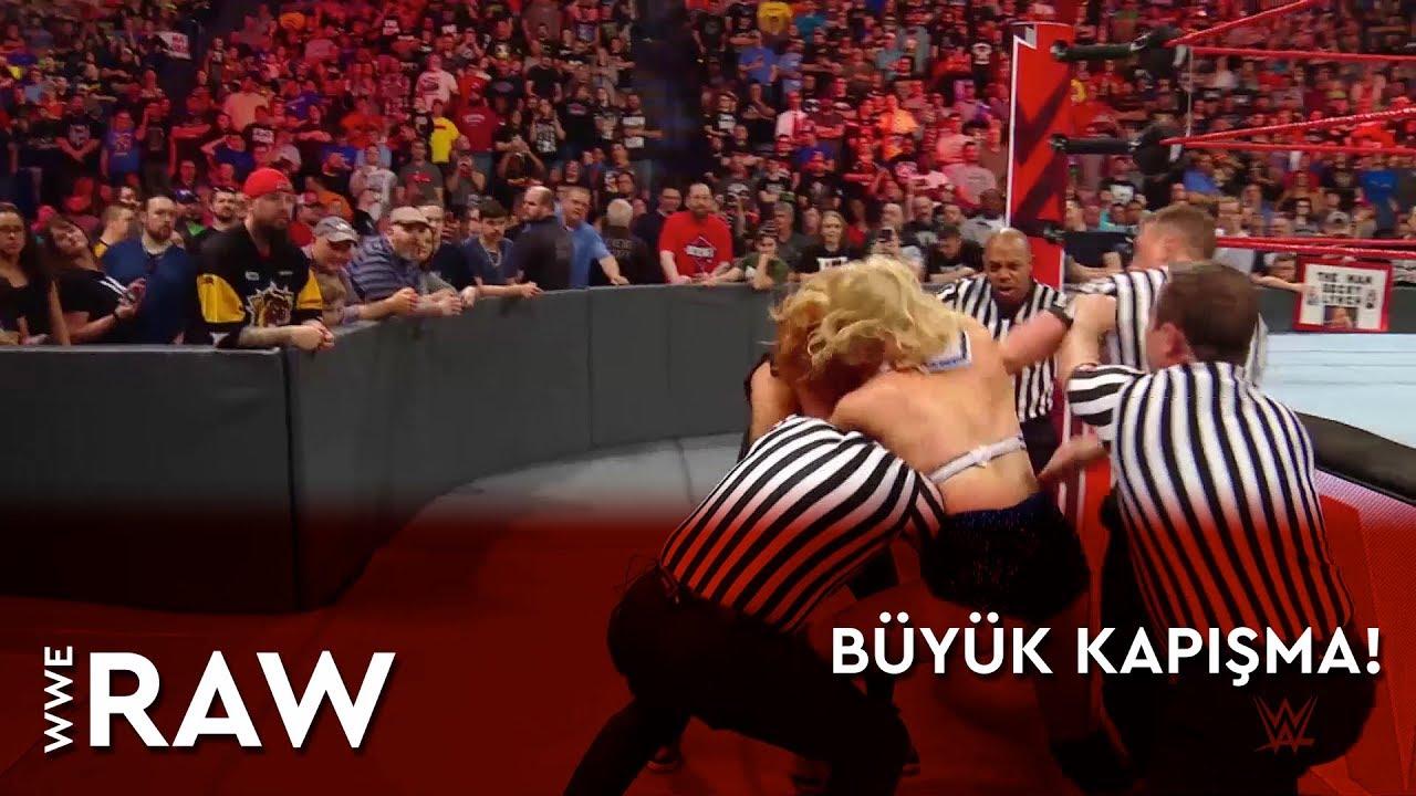 WWE Raw | Büyük Kapışma! (Türkçe Anlatım)