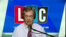 Nigel Farage Says Heidi Allen Shouldn't Be Surprised She's Disliked
